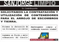 Campañas Gráficas :: San  Jorge LIMPIO
