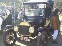Exposición de Autos Antiguos