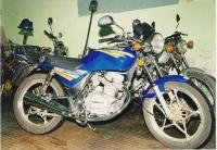 Motocicleta 125cc - División Tránsito (2008)
